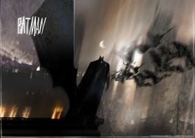 Batman4 by uwedewitt