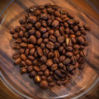 Coffee beans on picture for my blog by attomanen