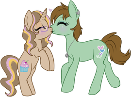 Lesbian Ponies by lulubellct
