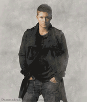 Dean Winchester Graphic by Cammerel