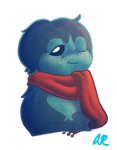 My Scarfblob by SlushiOwl