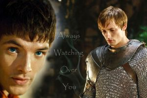 Merthur - Always Watching.. by bex1991