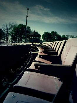 Lost in the Seating by Kiddo0526