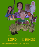The Lord of the Rings The Fellowship of the Ring by movieman410