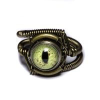 Steampunk Eye ring 3 by CatherinetteRings