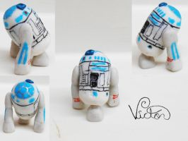 R2D2 by VictorCustomizer