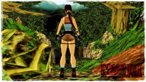 Tomb Raider III by jagged66