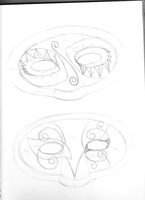Mask Designs by Milo03