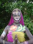 Indian Panther Bride by MistressDemise