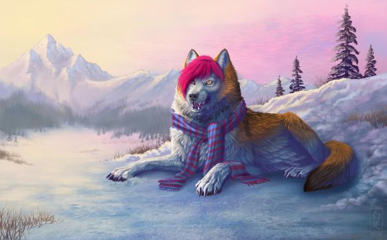 CM: Snowy Mountains by LioXan