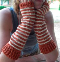 UT Armwarmers by TheCrochetDragon