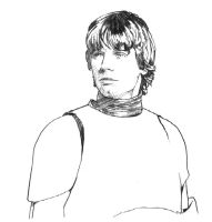 Luke Skywalker by ssava