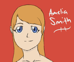 Amelia Smith by Silverthewolf22