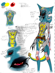Taelin Reference (UPDATED BIO) by SpadeNightmaren