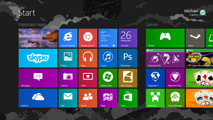 Goodbye Windows 8, Hello Windows 8.1! by dAKirby309
