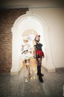 Doll and Beast by Lady-I-Hellsing