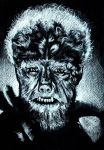The Wolf Man by Pidimoro