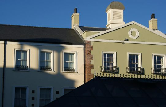 House Shadows by Emz-Photography