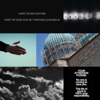 Hadrian Aesthetic (MCSM) by Becky22404
