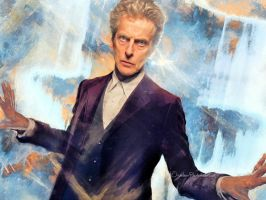 -12th Doctor #3- by Orchidea-Blu