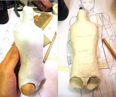 WIP Gamma BJD 03 by batchix