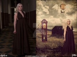 Before and After Field of Time by Papillon-Noir-Art