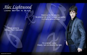 TMI: Alec Lightwood by Gemema537
