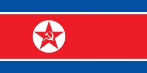 Flag of the North Korean SSPR by RedRich1917