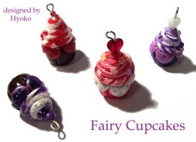 Fairy Cupcakes by Hyo-pon