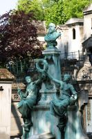 Pere Lachaise 004 by lacrymozart