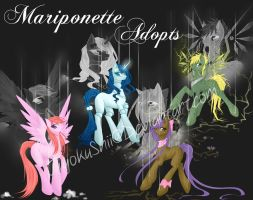 Mariponette adopts closed by DailyShii