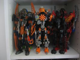 Shelf collection Part 3 by Maxustech