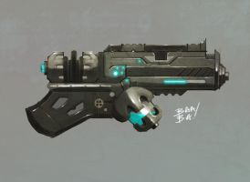 Gun Concept by 2BeanSoup