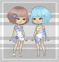 Cosmic Twin Adopts | Open [EDIT] by otowei