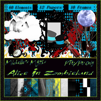 Alice In Zombieland by WillowsMoon