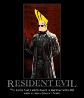 Albert Wesker Bravo by MexPirateRed