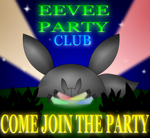 Eevee Party Club ID by Tails230