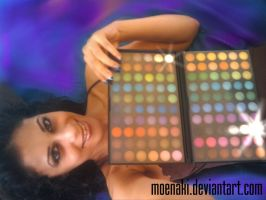 Eyeshadow Color Palette V2. by Bella-Eugenia