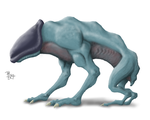 Creature Concept 3 by DJ-faceplant