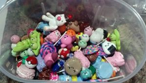My Charms Collection by vklolita