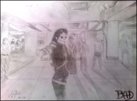 Michael is Bad by SaralovesMichael
