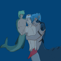 Mer Brothers by Kutanra