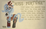 Miss Fortune by Scaramouche-Fandango