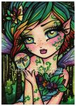 Willow by hannahlynnart