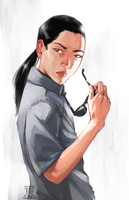 Min Lee by Afterlaughs
