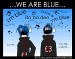 Blue... by x-Aiko-chan-x