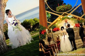 Wedding Dress by CastleCorsetry