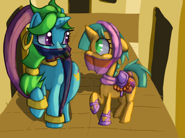 The Most Unlikely of Apprentices by ClexYoshi