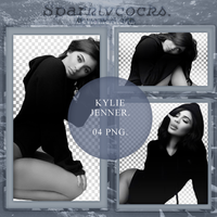 Kylie Jenner | Pack png 02 by sparklycocks