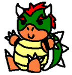 little bowser buddy by RangerSnow